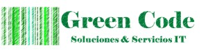 Green Code Soluciones y Servicios IT – Software- Logo